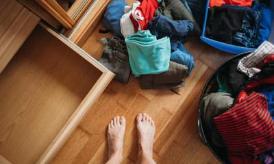 'Get the biggest cardboard box you can find …' How to declutter your home as lockdown eases
